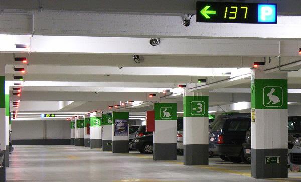 Giải pháp quản lý bãi xe ô tô chung cư