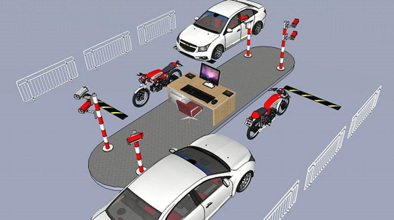 Các mô hình bãi đỗ xe thông minh tại Việt Nam