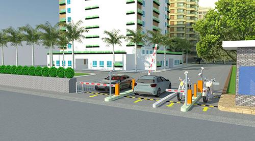 Giải pháp quản lý hệ thống bãi đỗ xe thông minh cho toà nhà chung cư