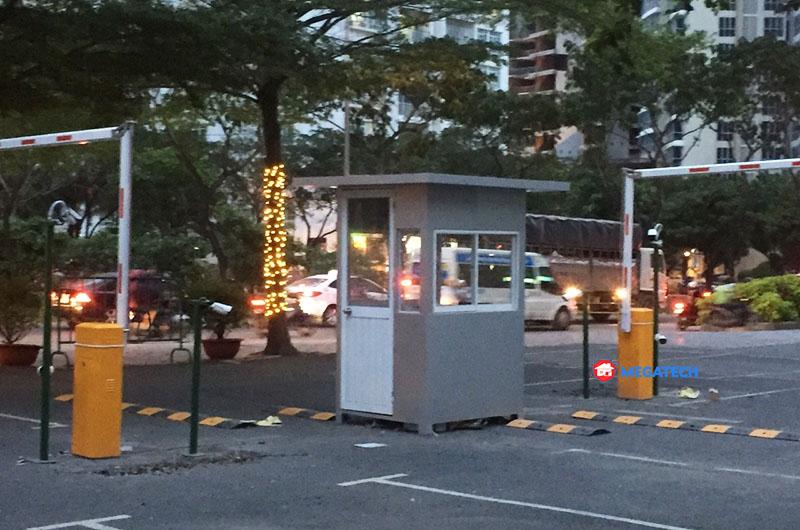Lắp đặt bãi xe thương mại tại hcm