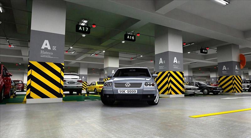 Giải pháp quản lý bãi giữ xe ô tô thông minh