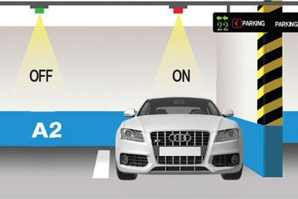 Giải pháp quản lý vị trí trống cho bãi đỗ xe thông minh