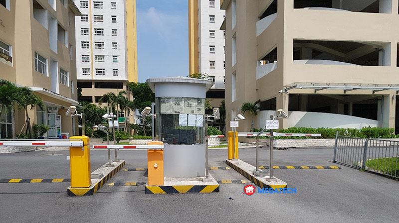 Lắp đặt hệ thống quản lý xe cho chung cư tại thủ đức