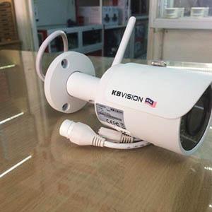 Hình ảnh thực tế camera kbvision