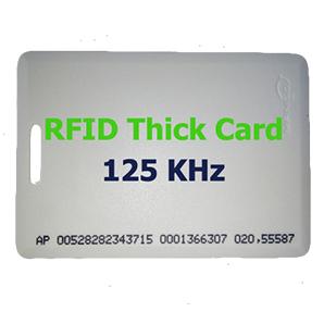 Thẻ cảm ứng dày 125khz