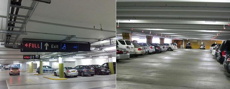 Vì sao nên lắp hệ thống bãi đỗ xe thông minh cho cao ốc