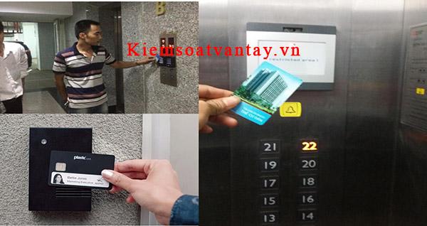 Hệ thống kiểm soát phân tầng thang máy an toàn, chuyên nghiệp