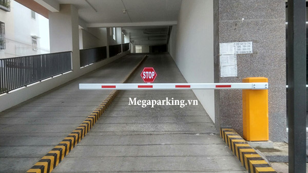 Nên chọn loại thanh chắn barie nào cho bãi đỗ xe?