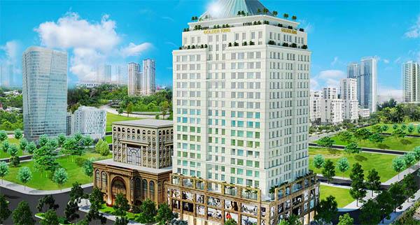 Tòa nhà Golden King
