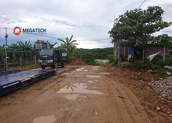 Đặc điểm bãi xe Kontum