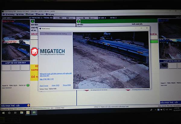 Setup tính năng phần mềm quản lý