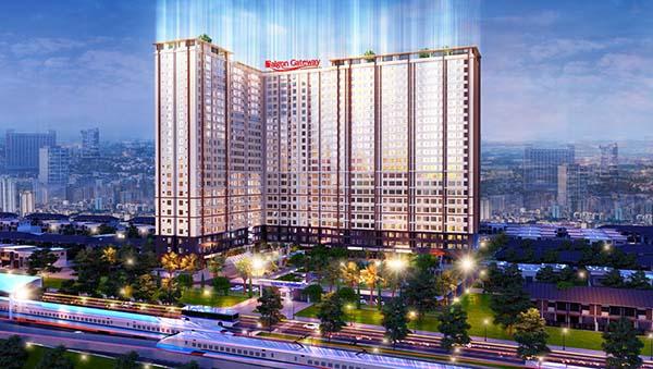 Tòa nhà chung cư Sài Gòn Gateway
