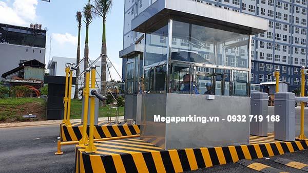 Bốt kiểm soát Megatech