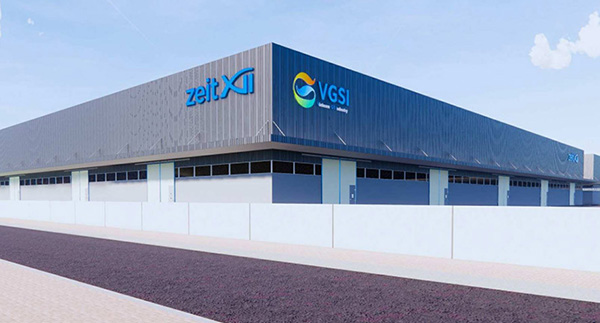 Nhà máy GS tại Nhơn Trạch