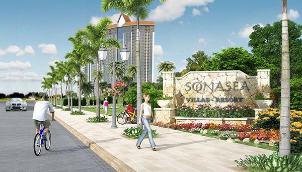 Khu du lịch Sonasea Villas and Resort Phú Quốc