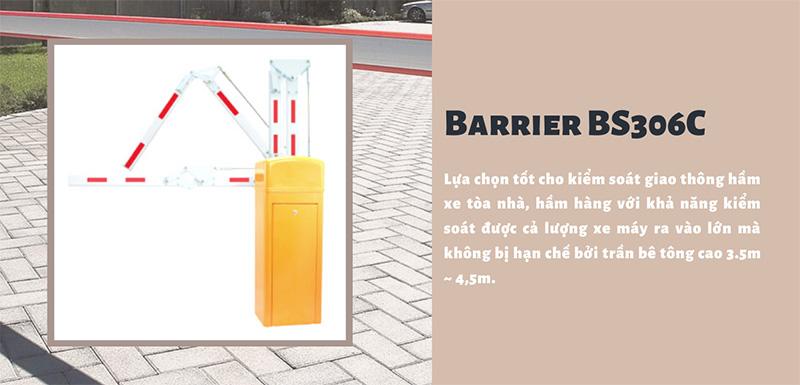 Barrier Bisen BS306C giá rẻ
