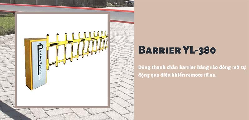 Barrier Yilong YL-380 giá rẻ