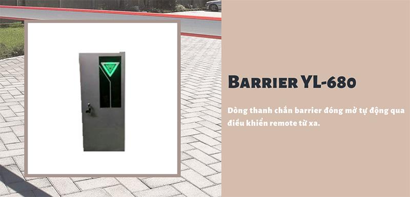 Barrier Yilong YL-680 giá rẻ