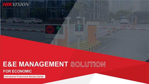Giải pháp Entrance & Exit management Hikvision