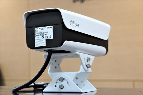 camera đọc biển số xe Dahua