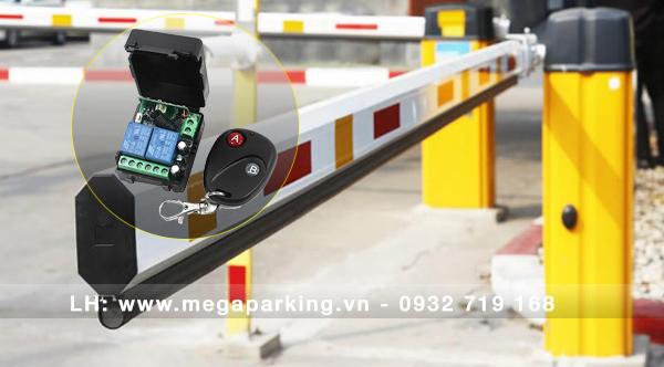 Lắp đặt barrier kiểm soát bãi đậu xe an toàn, hiện đại