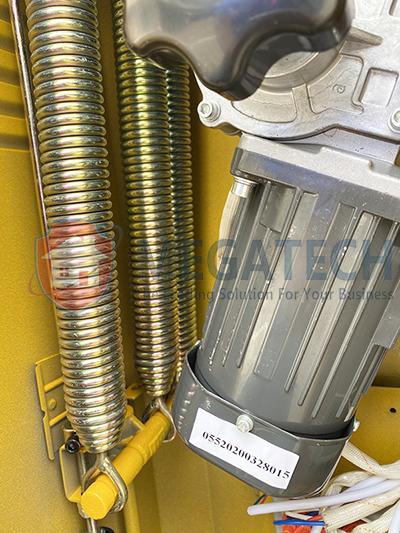 Động cơ barrier tự động BS306