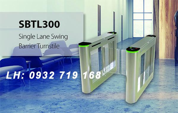 Cổng Swing gate SBTL300 hiện đại