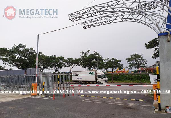 dự án kiểm soát bãi xe Như Quỳnh