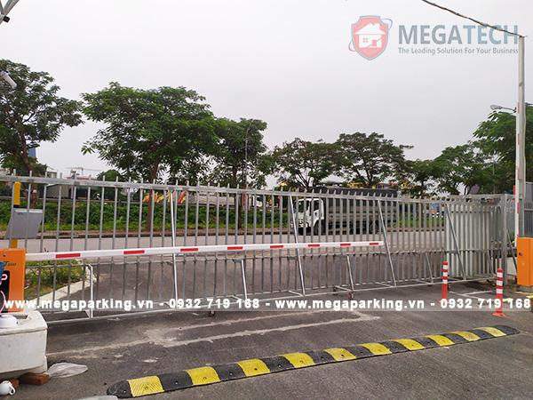 Cung cấp và lắp đặt hệ thống kiểm soát bến xe Như Quỳnh