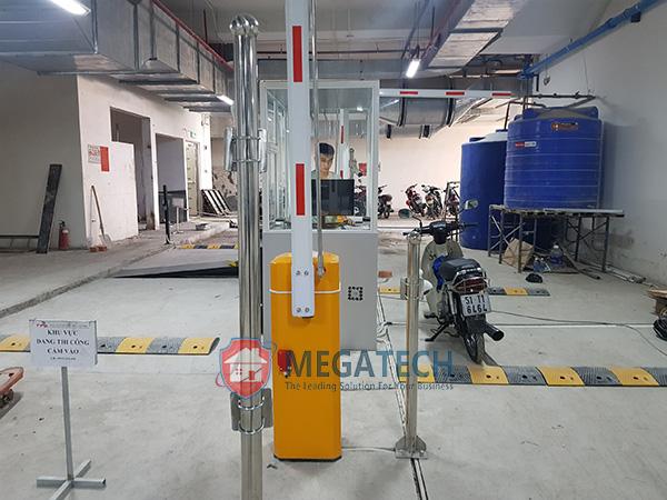 Megatech chuyên thi công hệ thống kiểm soát bãi đỗ xe