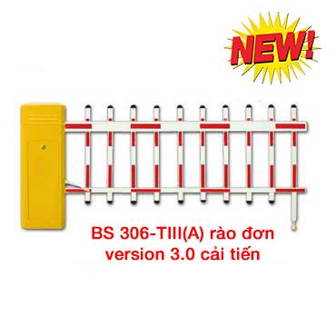 Barrier rào đơn BS 306-TIII(A) Version 3.0 cải tiến