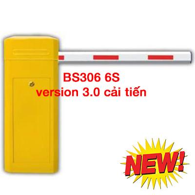 Barrier cần thẳng BS306 6S version 3.0 cải tiến