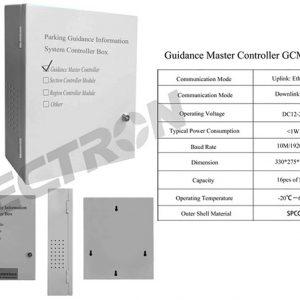 Trung tâm điều khiển Controller GCMC-300
