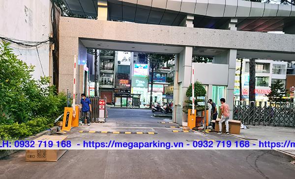 Hoàn thiện hệ thống Megaparking tại cơ quan PCCC