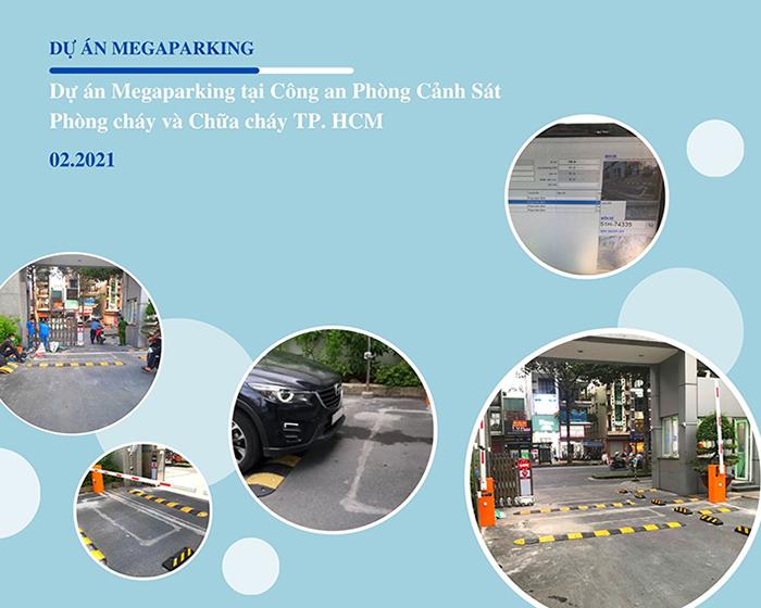 Cung cấp và lắp đặt hệ thống kiểm soát xe thông minh tại cơ quan PCCC