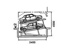 Tiêu chuẩn thiết kế bãi xe ô tô cao tầng
