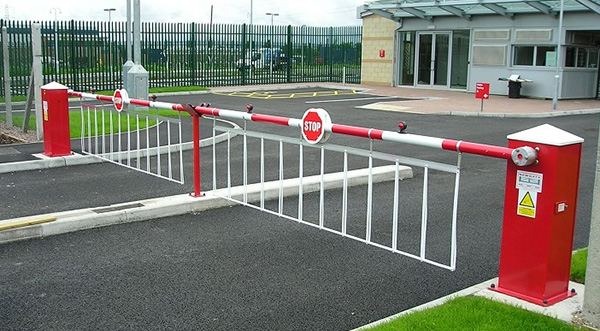 Barie hàng rào gia tăng sự bảo mật cho mọi đơn vị