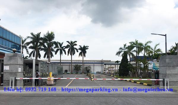 Barrier tại Công ty HYUNDAI ALUMINUM VINA